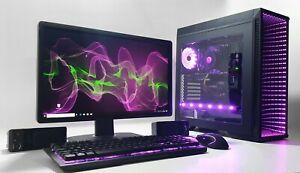 Juego-de-PC-para-juegos-listo-VR-i5-Quad-16GB-1TB-3-gb-Gddr-5-GTX-1060-22-034-de-TFT-de-Windows-10