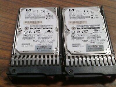 375863-015//518011-002//518194-002//597609-001-HP 300GB 10K 6G 2.5 SAS DP HDD