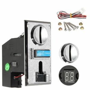Multi-Coin-Acceptor-Selector-For-Arcade-Gameing-Vending-Machines-Parts-US