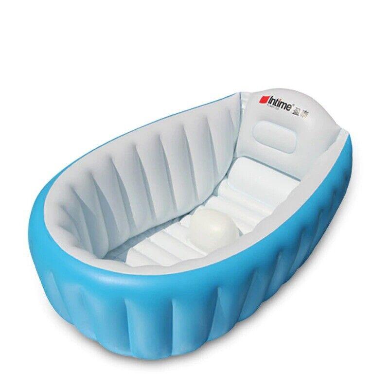 Inflatable Swimming Pool Baby Basin BathTub Kids Portable Outdoor Children Pool