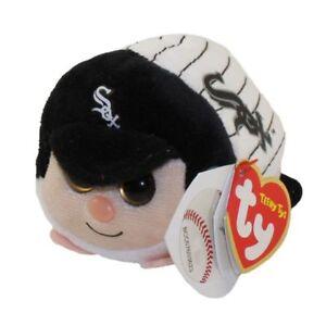 MWMTs MLB TY Beanie Boos Teeny Tys Stackable Plush KANSAS CITY ROYALS