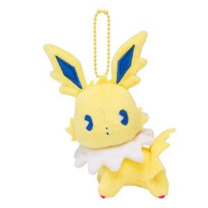 Mezcla-de-peluche-de-Pokemon-Center-Original-au-Lait-Mascota-Jolteon-Japon-oficial