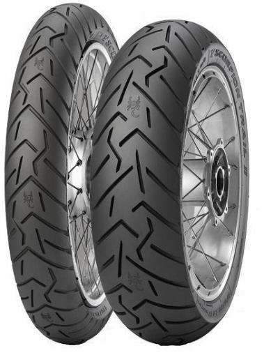 enduro tyres pirelli scorpion trail ii 190 55 zr17 75w for sale online ebay. Black Bedroom Furniture Sets. Home Design Ideas