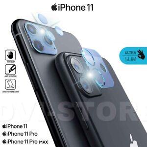 Pellicola VETRO 9D protezione fotocamera vetrino lente camera per iPhone 11 12