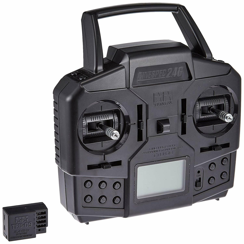 Tamiya 45068  Fine Spec 2.4G 4 Channel RC Transmitter Receiver Set 45068 nuovo  con il 100% di qualità e il 100% di servizio