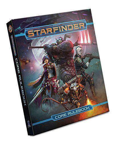 2017 Paizo estrellafinder Roleplaying gioco  estrellafinder Core  Rulelibro  edizione limitata a caldo