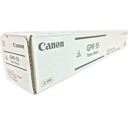 GPR-55 GENUINE CANON BLACK 100% AUTHENTIC BRAND NEW