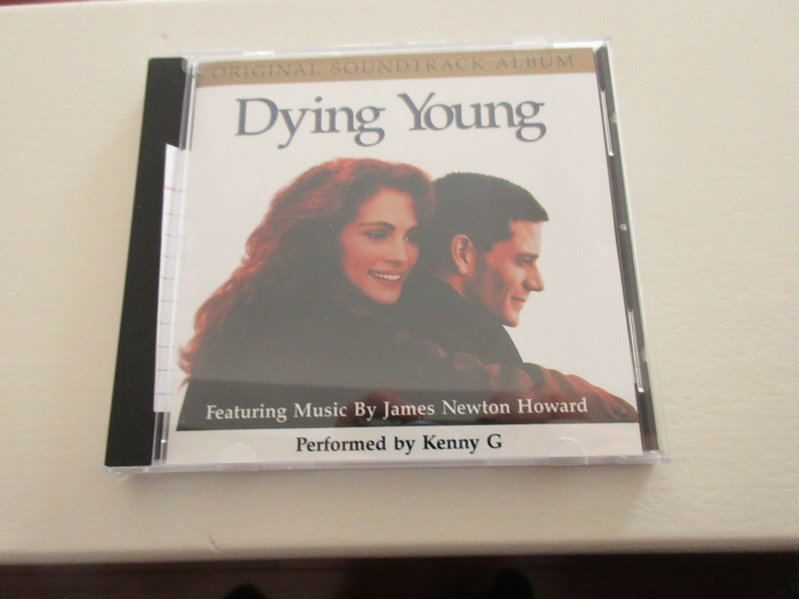 Dying Young by James Newton Howard (CD, Jul-1991, Arist