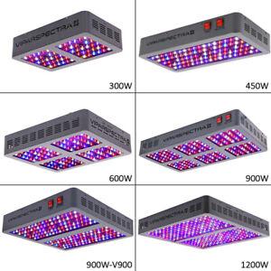 VIPARSPECTRA-300W-450W-600W-900W-1200W-LED-Grow-Light-Full-Spectrum-Veg-Bloom