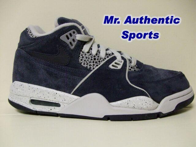 online store f9121 92a85 Nike Air Flight 89 Safari Sz 9.5 Cement IV 4 3 Jordan Lebron Zoom Kaws