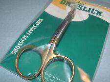 Dr Slick Bent Shaft Hair 4 1/2 inch Scissors Fly Tying Tools Fishing SB45G