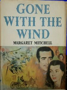 Gone with the wind 1936 book club edition value