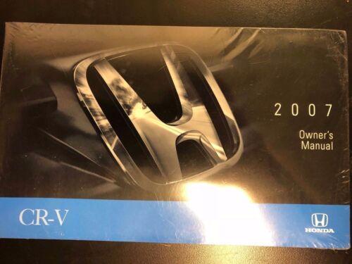 yasebanafsh.ir 2007 Honda CR-V Owners Manual Auto Parts and ...