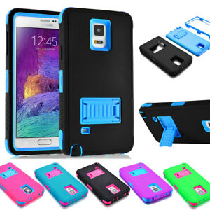 san francisco b526d 0053f Details about For Samsung Galaxy Note 2 3 4 Phone Case Shockproof Hybrid  Hard Rugged Cover