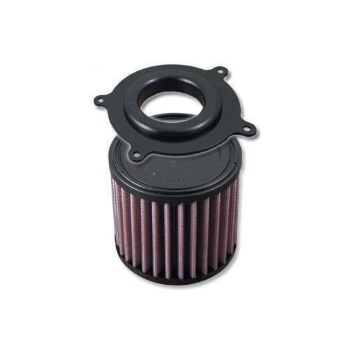 08-14 PN DNA Stage 2 Air Filter and Cover for Yamaha XT 660 Z Tenere YMA-ZTEN