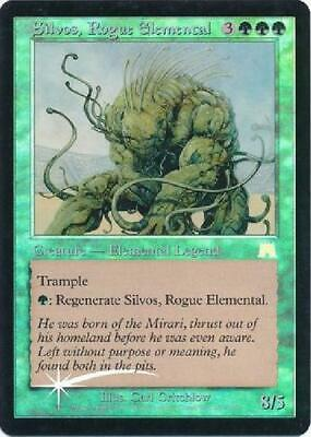 Silvos, Rogue Elemental - Foil Played MTG Onslaught Magic | eBay