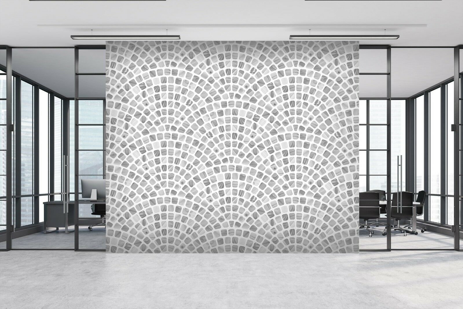3D Umbrella Piece 7546 Texture Tiles Marble Wall Paper Decal Wallpaper Mural AJ