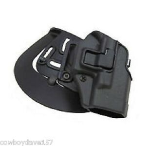 BlackHawk CQC Serpa Holster Glock 42 410567BK-L Left ...