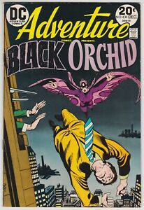 Adventure-Comics-430-VF-NM-9-0-Black-Orchid-Tony-DeZuniga