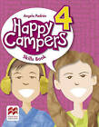 Happy Campers Level 4 Skills Book by Angela Padron (Paperback, 2015)