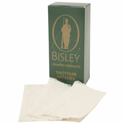 Bisley Shotgun Cleaning Patches