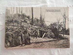 Beau Das Bild Wird Geladen AK I WK STEINBRUCHE BEI SOISSONS 1915