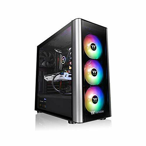 Thermaltake Level 20 MT ARGB Mid Tower Tempered Glass Computer Mid Tower Gaming