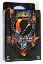 World Of Warcraft WOW TCG Class Starter Deck Alleanza WORGEN CACCIATORE NUOVO