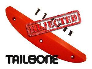 BLEM-NOS-Powell-Peralta-TAIL-BONE-8-034-Skateboard-Guard-RED-BLEM