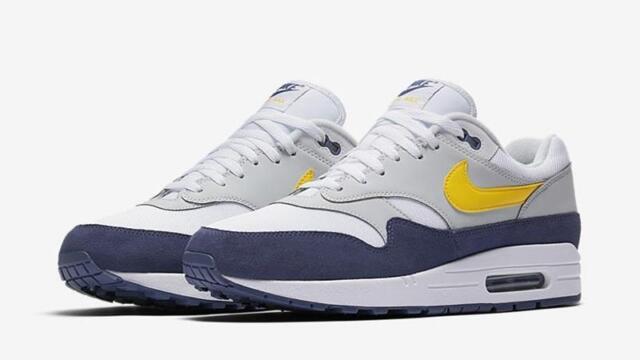 Nike Air Max 1 Blue Suede