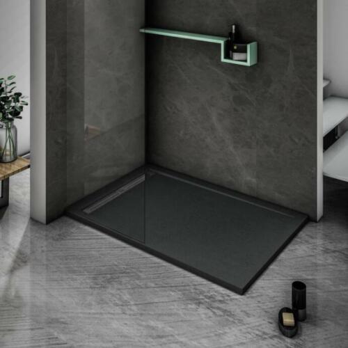 30mm Quadrat//Rechteck Duschtasse Kunststein Acrylbeschichtung Für Duschkabine D