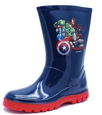 Ragazzi Marvel Avengers Stivali Di Gomma Pioggia Stivali in