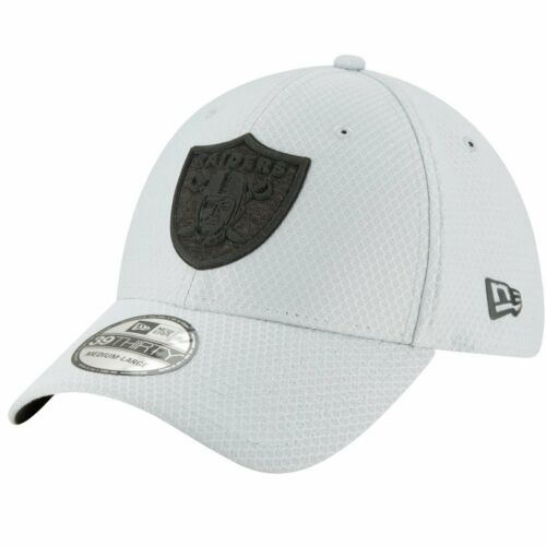 New Era 39Thirty Cap TRAINING Oakland Raiders