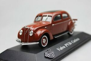 Atlas-1-43-volvo-PV36-Carioca-Alloy-car-model-vintage-cars