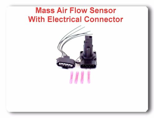 22204-22010 MASS AIR FLOW METER W// Electrical Connector Fits Lexus Scion Toyota