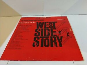 West Side Story LP Original Soundtrack 1961 Columbia OS 2070 Vinyl LP Record