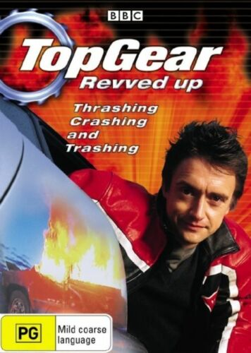 1 of 1 - Top Gear - Revved Up - New/Sealed DVD Region 4