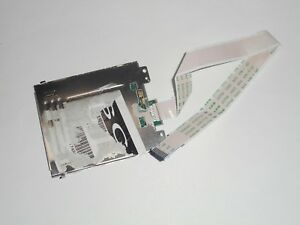 Dell Latitude 13 7350 Smart Card Reader Slot Cage and Circuit Board CHA01 T5NPX