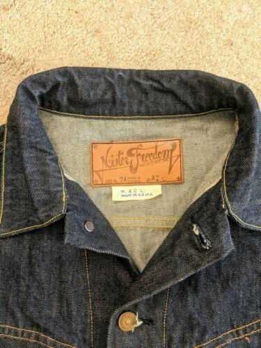 Mister Freedom Cowboy Jacket Size 42