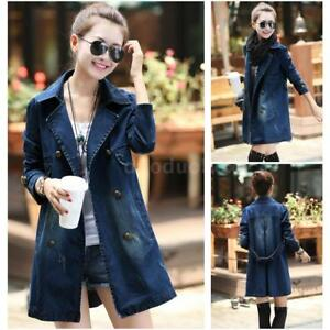 Autumn-Women-Ladies-Denim-Long-Jacket-Vintage-Long-Sleeve-Slim-Jeans-Jacket-Coat