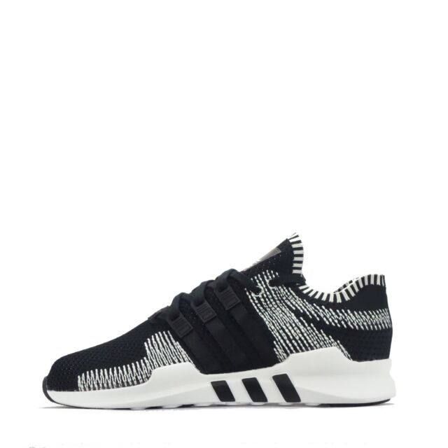 best sneakers 30051 2a931 adidas Originals EQT Support ADV Primeknit Men's Trainers Black/White