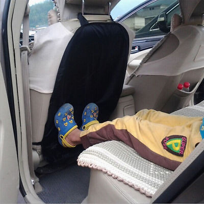 Car Auto Care Seat Back Protector Cleaning Cover For Kids Kick Mat Mud Clean SK