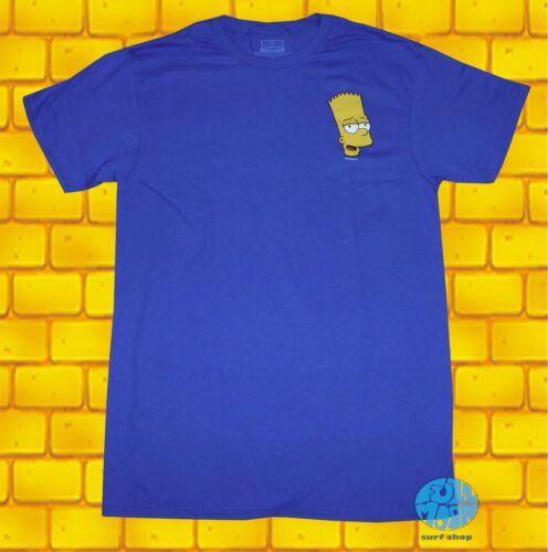 New The Simpsons Bart Retro  Vintage Mens T-Shirt