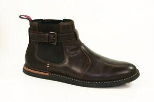 Timberland-Botines-Brook-Park-Chelsea-Botas-Hombres-Zapatos-NUEVO