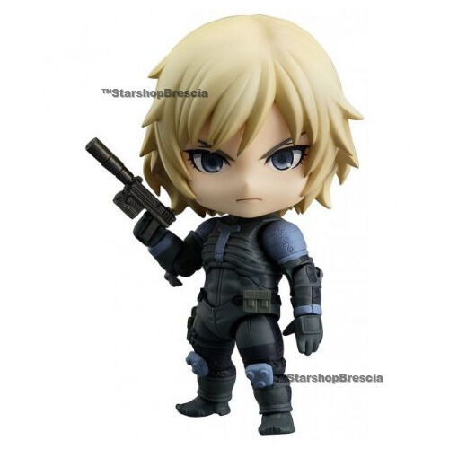 METAL GEAR - Raiden MGS2 Ver. Nendgoldid Action Figure Good Smile Company