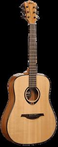Lag-Guitare-Acoustique-Folk-Dreadnought-T80-D-epicea-massif-prix-fou