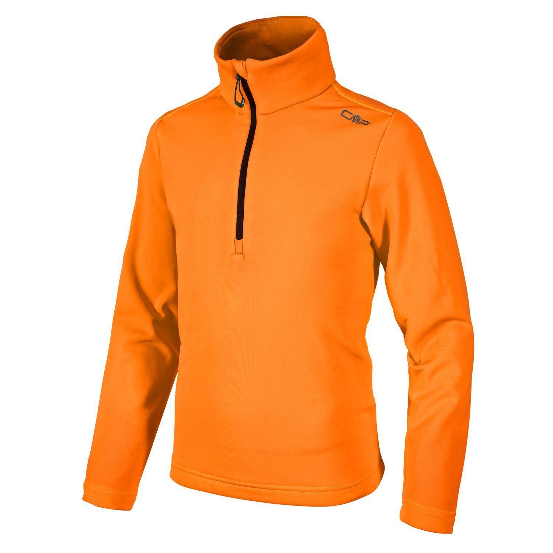 CMP  Sweatshirt Function Top Fleece orange Collar Stretch Light  big discount