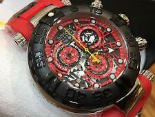 19589 Invicta Reserve 47mm Subaqua Noma I LTD Swiss Quartz Silicone Strap Watch