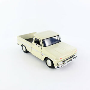 d7c1882161225 1966 Chevy C10 Fleetside Pickup Truck 1 24 scale Classic diecast ...