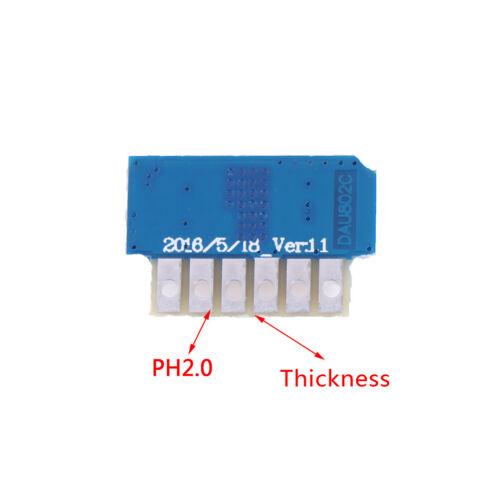 DC 3V3.7V5V Klasse AB Mono 3W Mini Verstärkerplatine Audio Verstärker Modul M4W